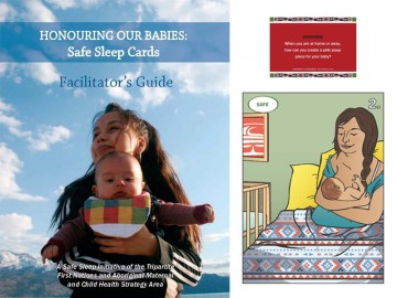 Honouring Our Babies: Safe Sleep Toolkit
