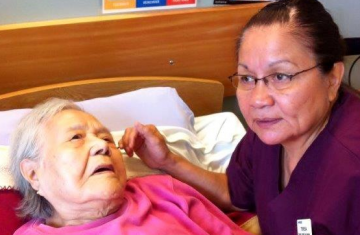 Culturally Safe Dementia Care: Working with Elders and Nurses to Improve Care