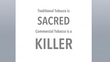 Decolonizing Tobacco Use & Smoking Cessation