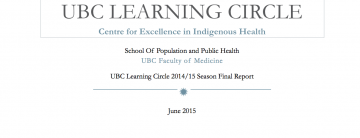 UBC Learning Circle Year-End Report 2014/2015