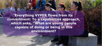 Making Resilience Happen Through Youth-Adult Partnership