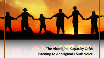 Aboriginal Youth Voice Educating Adults