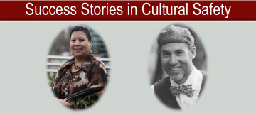 Success Stories in Cultural Safety – with Elder Roberta Price and Dr. David Tu