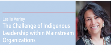 Part II: Indigenous Health Leadership with Leslie Varley