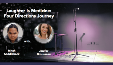 Laughter as Medicine – Four Directions Journey