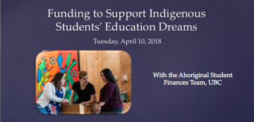 Funding to Support Indigenous Students' Education Dreams