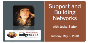 Support and Building Networks – with Jeska Slater