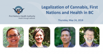 Legalization of Cannabis, First Nations and Health in BC
