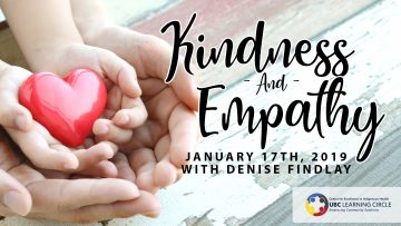 January 17th, 2019 – Kindness and Empathy with Denise Findlay