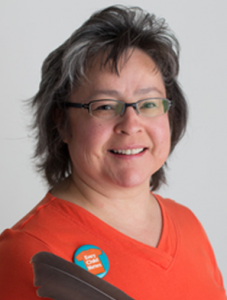 """September 22nd, 2020 – """"The Orange Shirt Story"""" with Phyllis Webstad"""